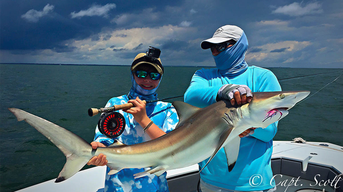 St. Simons Island Fly Fishing Guides