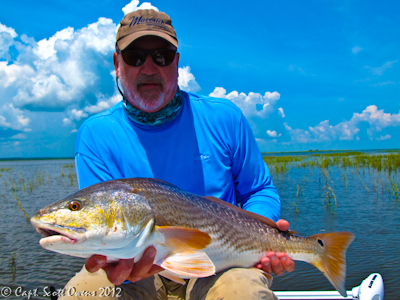 Sea island fishing charters southeastern angling for Fly fishing supplies near me