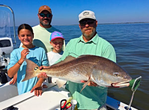 St. Simons Island Kids Fishing Trips