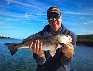 Holiday inshore fishing