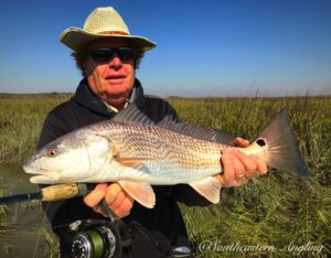 Redfish report for Saint Simons Island Jekyll Island