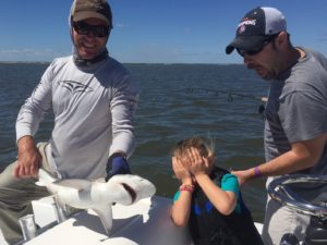 Jekyll Island Kids Fishing Trips