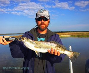Trout Fishing Jekyll Island