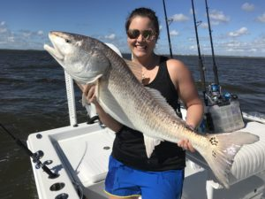 Fall is upon us! Bull Reds - Tarpon fishing recap