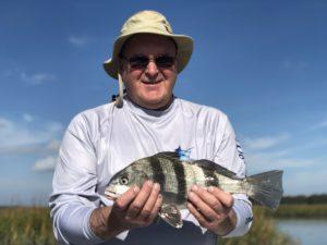 winter fishing report
