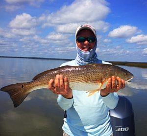 Jekyll Island Redfish charters